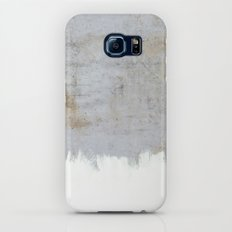 Painting on Raw Concrete Galaxy S8 Slim Case