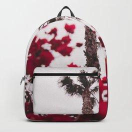 Malibu Red Backpack