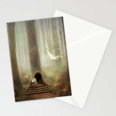 The Messenger Stationery Cards