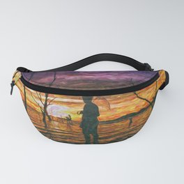 Step in water Fanny Pack