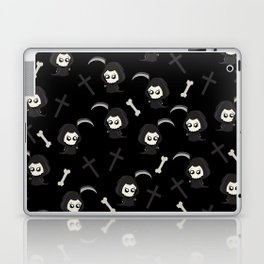 Cute Grim Reaper Pattern Laptop & iPad Skin