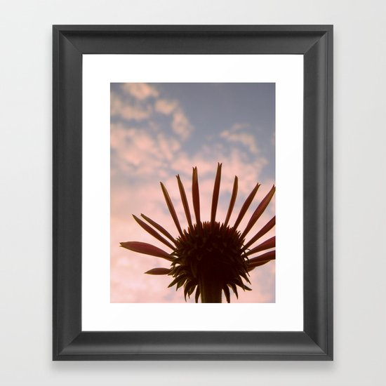 Reach for Your Dreams Framed Art Print