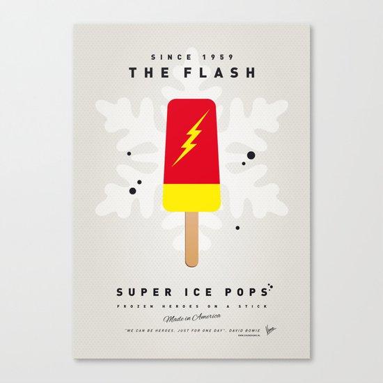 My SUPER ICE POP- No10 Canvas Print