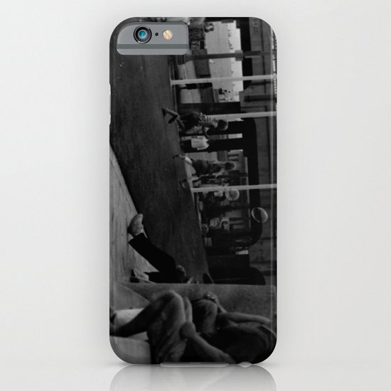 A Day of Bubbles iPhone & iPod Case