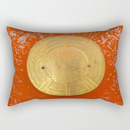 Land of the rising sun Rectangular Pillow
