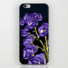 Dark Purple Elegance iPhone & iPod Skin