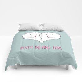 Death Defying Love Comforters