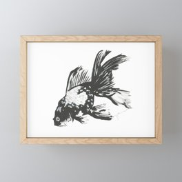 Golden Framed Mini Art Print