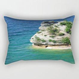 Castle of the Seas Rectangular Pillow