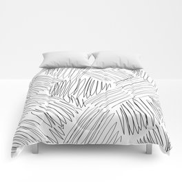 messy Comforters