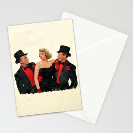 Mister Bones (White Christmas) Stationery Cards