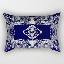 Soham Mandala, I Am That I Am Rectangular Pillow