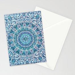 Antique Persian Rug Design Stationery Cards