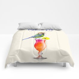 Great Tit Summer Chill Comforters
