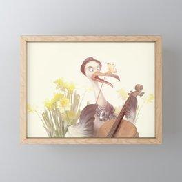 The Great Artist Framed Mini Art Print
