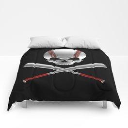 Phantom Ballplayer Comforters