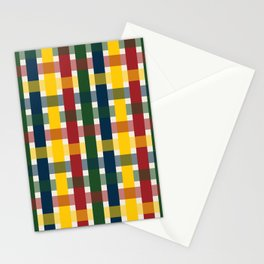 Lakeside Plaid Stationery Cards