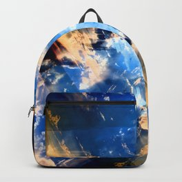 A Space Oddity Backpack