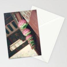 Lotus Lanterns Stationery Cards
