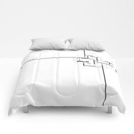 Mies! Comforters
