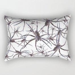 Spider Crawl Sheet Rectangular Pillow