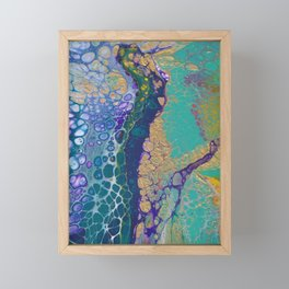Seahorse Framed Mini Art Print