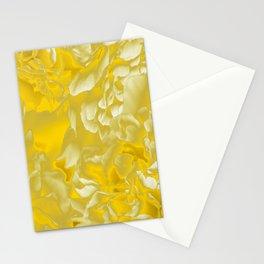 Golden/Yellow Fancy Pattern #decor #society6 #buyart Stationery Cards