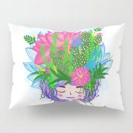 Juntas, we all grow. Pillow Sham