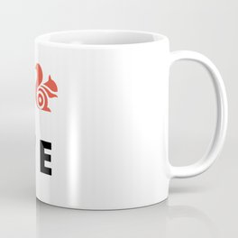 Love Squirrel Coffee Mug