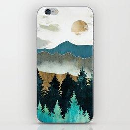 Forest Mist iPhone Skin