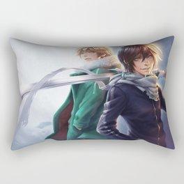 Yato & Yukine Rectangular Pillow