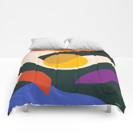 Jazz Fest Comforters