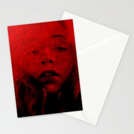 Red Madder Stationery Cards