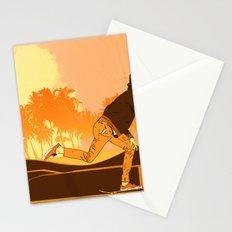 Kick Push.. Coast Stationery Cards