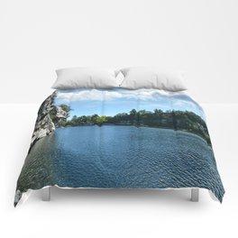 Mohonk Lake Comforters