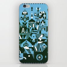 Structura 3 iPhone & iPod Skin