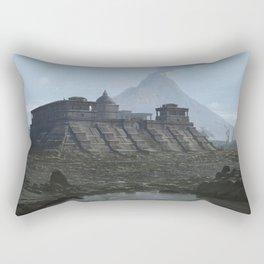Peaceful Waters Rectangular Pillow