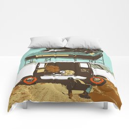 BROKEDOWN Comforters
