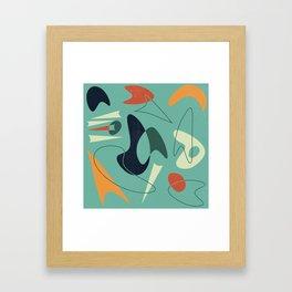 Futuna Framed Art Print