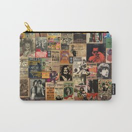 Rock'n Roll Stories Carry-All Pouch