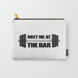 Meet Me At The Bar Carry-All Pouch
