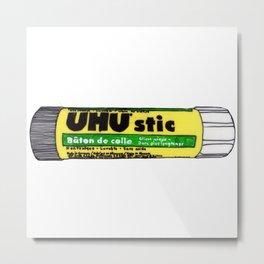 Uhu Stic Metal Print