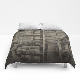 World of Tomorrow Comforters