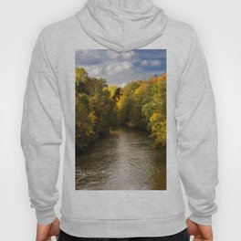 Autumn on the River Hoody