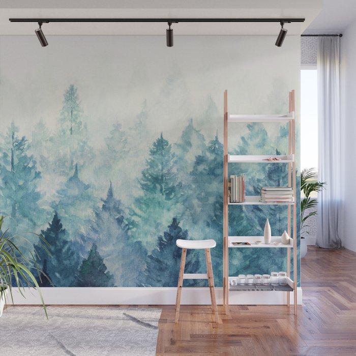 Fade Away Wall Mural