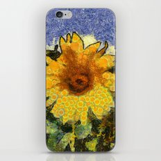 dreams about summer iPhone & iPod Skin