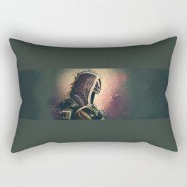 Tali - Mass Effect Rectangular Pillow