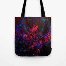 Nature Melds with Technology Tote Bag