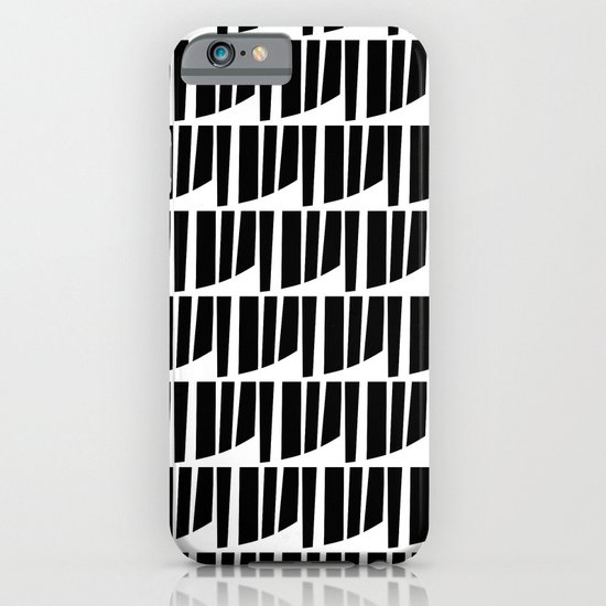 Westfranke Black & White Pattern iPhone & iPod Case
