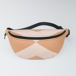 X Honey & Blush Fanny Pack